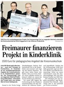 Aller-Zeitung 13.02.2016