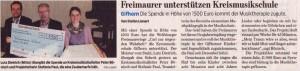 Gifhorner Rundschau 13.02.2016